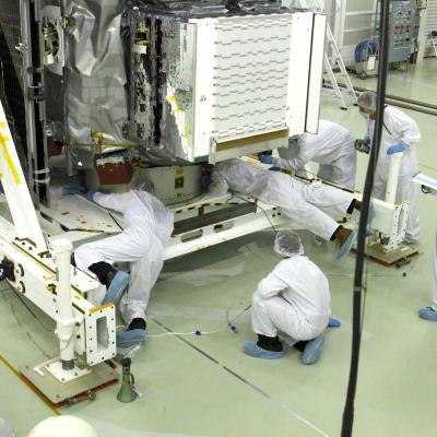 NASA Hosts Prelaunch Media Events for GPM