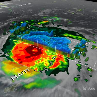 GPM Examines Hurricane Irma
