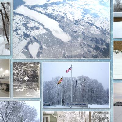 GPM Let it Snow Photo Contest banner