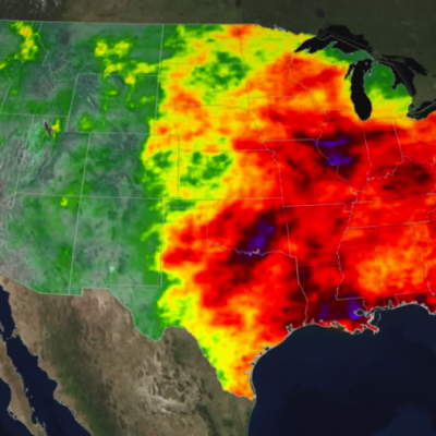 A Tale of Two Extremes: Rainfall Across the US