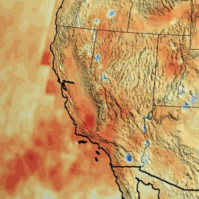 "California ""Rain Debt"" Equal to Average Full Year of Precipitation"