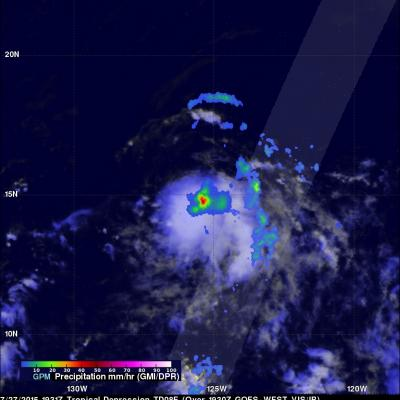 TD08E Formation Monitored By GPM