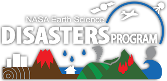 NASA Disasters Logo